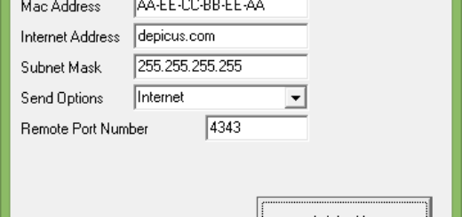 How to use Wake-On-LAN – NetworkNucleus com